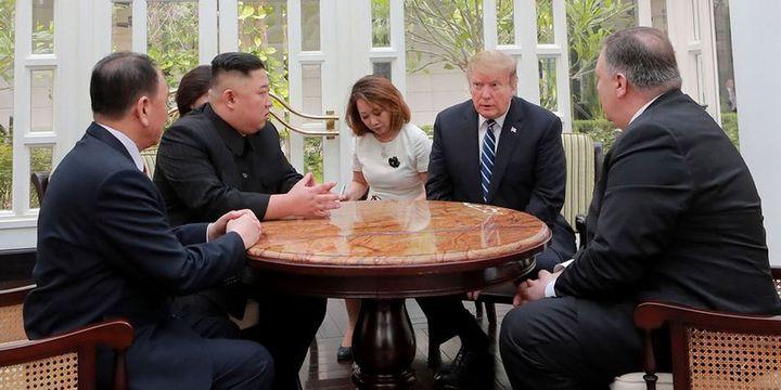Kuzey Kore Kim-Trump zirvesine dair açıklama yaptı
