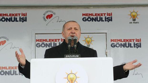 Erdoğan: Fiyatlar böyle devam ederse farklı adımlar atacağız