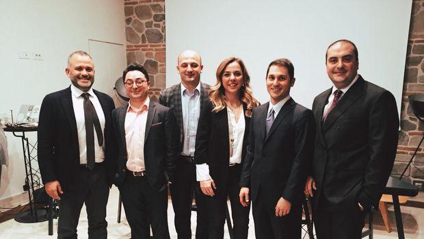 Ciner Grubu Finans Direktörü Selçuk Yeşiltaş, Aile Şirketleri Networking etkinliğine katıldı
