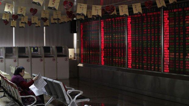 Şubat'ta en iyi performansı Çin borsaları kaydetti