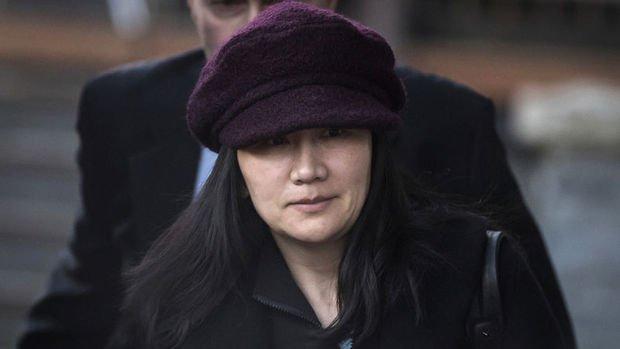 Huawei yöneticisi Mıng Vancou Kanada'ya karşı dava açtı