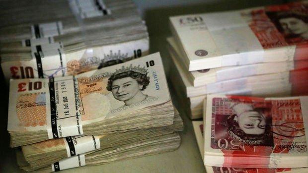 """Sterlin """"Brexit"""" iyimserliğiyle dolar karşısında yükseldi"""