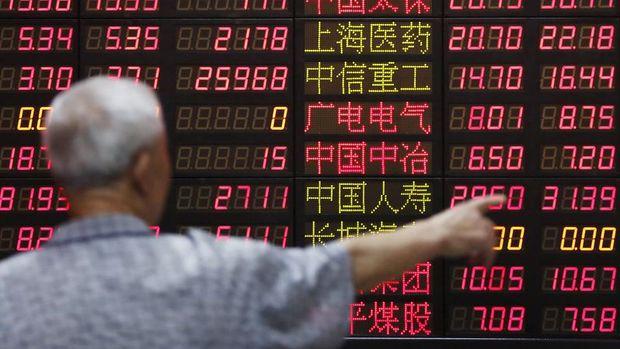 Çin hisseleri 8 ayın zirvesine tırmandı