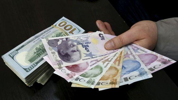 Dolar/TL enflasyon sonrası yeniden yükselişte