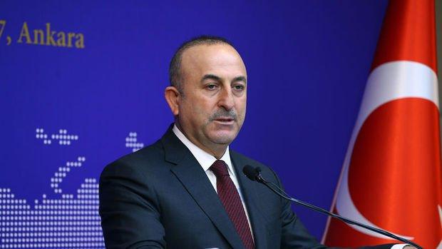 Çavuşoğlu: Fırat'ın doğusundaki teröristleri temizleyeceğiz