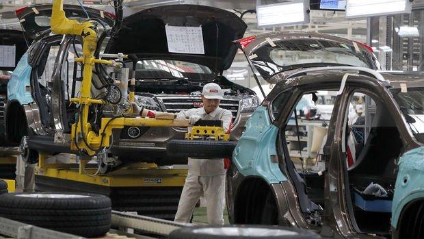 Çin'de bileşik PMI Şubat'ta 4 ayın düşüğüne geriledi