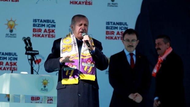 Erdoğan: 23 ilçede, 65 bin 399 adet riskli yapı tespit ettik