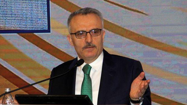Naci Ağbal: Kamunun daha fazla yatırım yapacağı bir dönem olacak