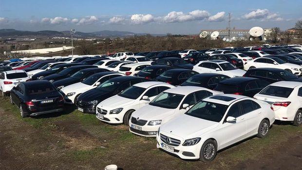 Fleetcorp'un icralık 26 bin aracı satışa çıkarıldı