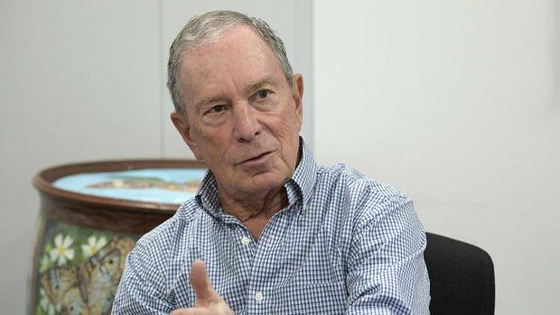 Michael Bloomberg 2020 başkanlık seçimlerinde aday olmayacak