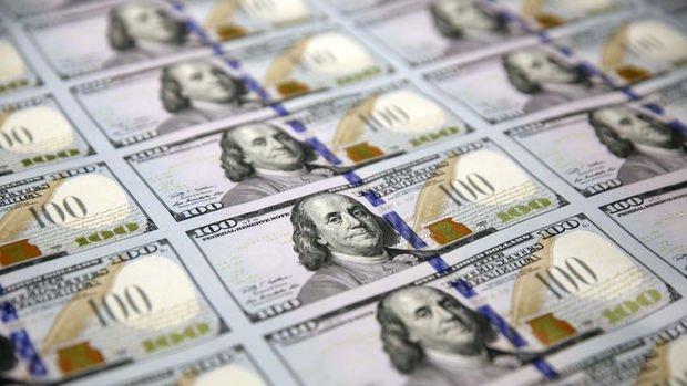 Merkez sonrası gün içi en düşük seviyeyi gören dolar yükselişe geçti