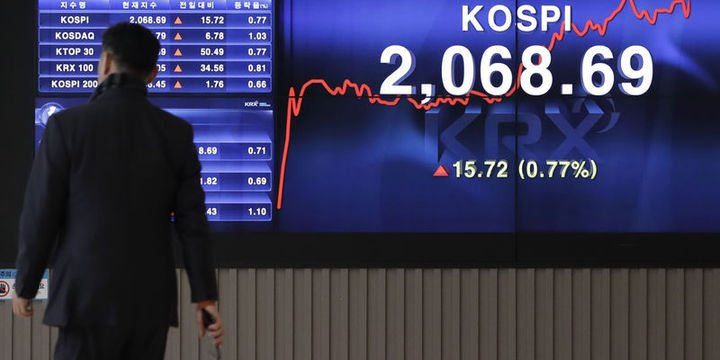 Asya hisse senetleri küresel büyüme endişeleriyle geriledi