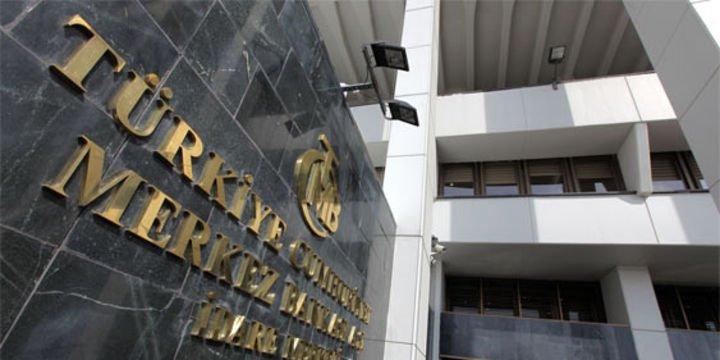 TCMB net uluslararası rezervleri 34.8 milyar dolara yükseldi