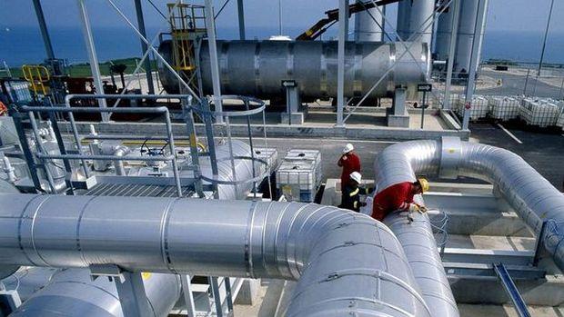 Doğal gaz ithalatında LNG'nin payı yükseldi