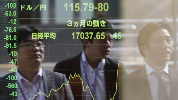 Asya hisse senetleri Ocak'tan beri en sert yükselişini gerçekleştirdi