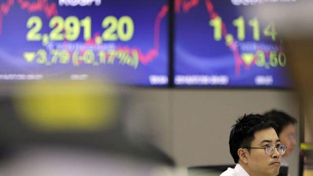 Asya para birimleri yükseldi