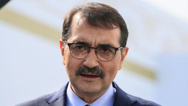 Enerji Bakanı Dönmez: Daha çok yerli enerji amacıyla gece gündüz çalışıyoruz