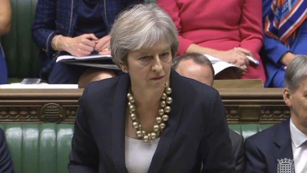May: Parlamento'nun kararından derin üzüntü duyuyorum