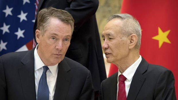 ABD/Lighthizer: ABD Çin'e yönelik vergi artırımı seçeneğini sürdürmeli