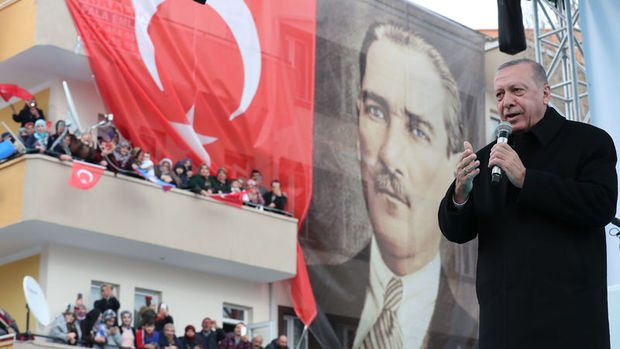 Erdoğan: Kanal Ankara projesinin temelini çok yakında atacağız