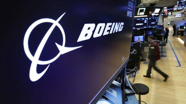 Boeing'den