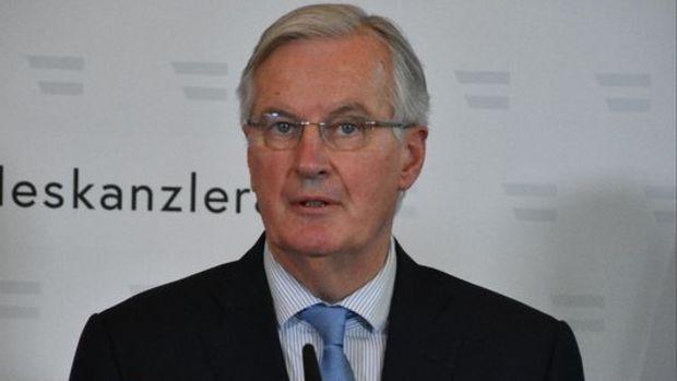 AB/Barnier: İngiltere AB'ye ne istediğini söylemeli