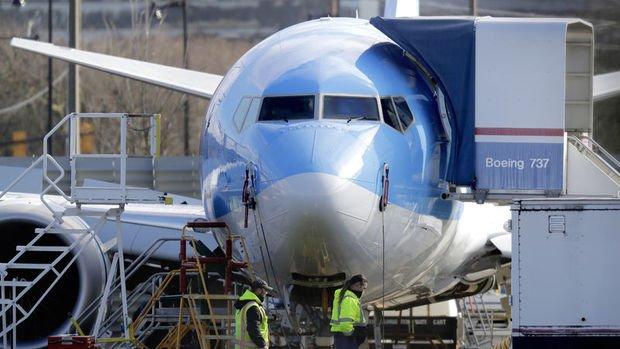 Boeing 3 günde 25 milyar dolardan fazla eridi