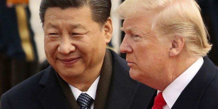 Trump ile Xi