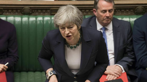 İngiliz Parlamentosu, May'in Brexit erteleme teklifini onayladı