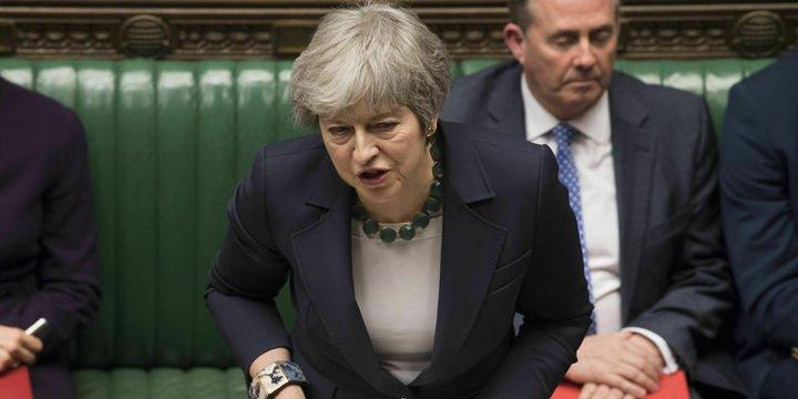 İngiliz Parlamentosu, May