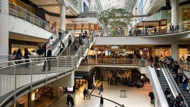 Perakende satış hacmi Ocak'ta arttı