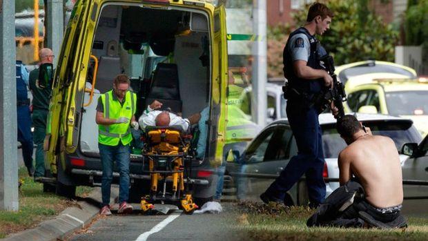 Yeni Zelanda'da İslamofobik terörist saldırı
