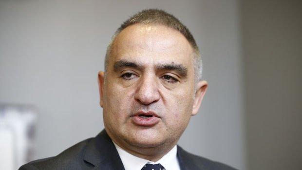 Kültür Bakanı Ersoy: Türkiye'nin turizmde rekor kıracağını düşünüyorum