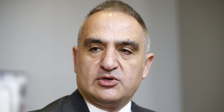 Kültür Bakanı Ersoy: Türkiye
