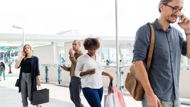 ABD'de tüketici güveni Mart'ta yükseldi