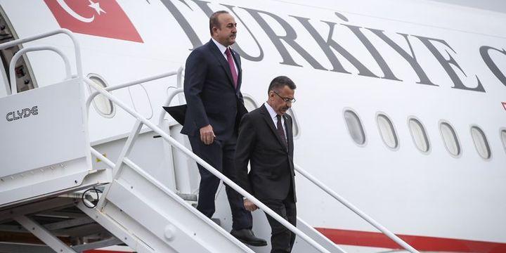 Katliamın ardından Türk heyeti Yeni Zelanda