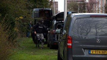 Hollanda'da silahlı saldırının şüphelisi yakalandı