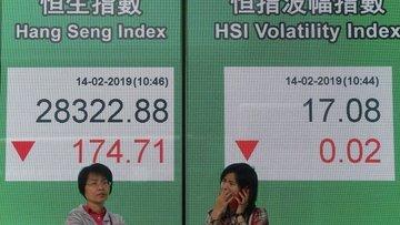 Asya hisse senetleri Fed öncesi geriledi