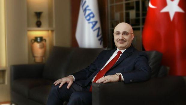 Halkbank GM Arslan: Ekonomideki çalkantı yerini olumlu havaya bıraktı
