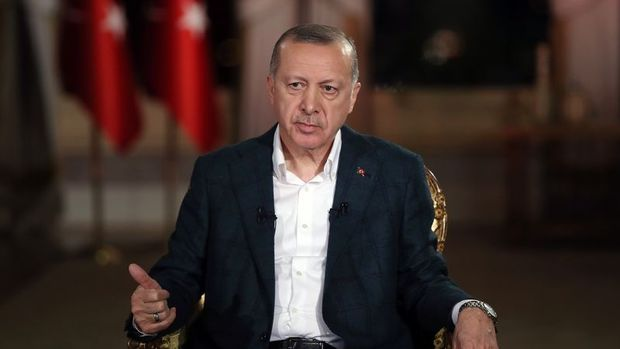 Erdoğan: Yeni Zelanda teröristi ve DEAŞ'ın kumaşı aynı