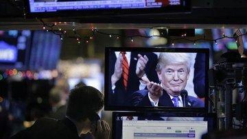 """ABD hisseleri """"ticaret"""" belirsizliği ile karışık seyretti"""