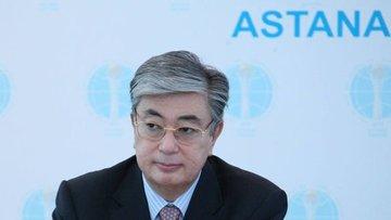 Nazarbayev'den boşalan koltuğu Tokayev devraldı