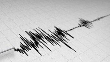 Denizli'de 5.5 büyüklüğünde deprem meydana geldi
