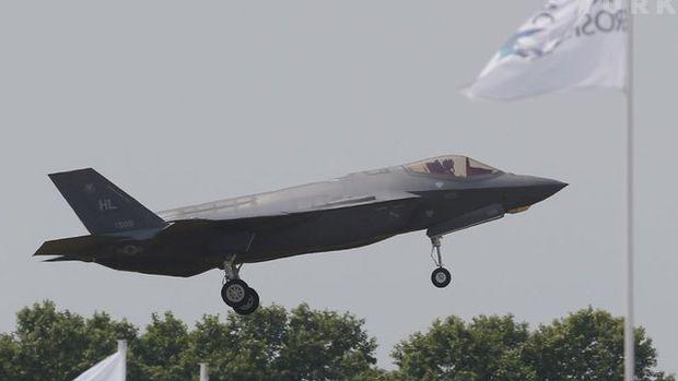 ABD/DellaVedova: Türkiye'ye 2 iki F-35 uçağı daha yolda