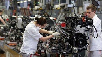 Yurt Dışı Üretici Fiyat Endeksi Şubat'ta azaldı