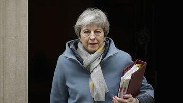 İngiltere Başbakanı May Brexit'in ertelenmesini istedi