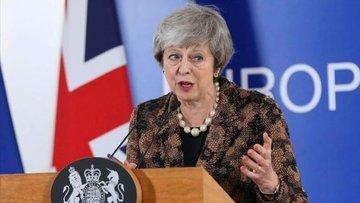 Theresa May Brexit çıkmazından dolayı milletvekillerini s...