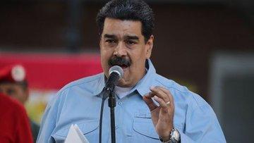 Maduro: İlaç almak için kullanılacak 5 milyar dolarımız r...