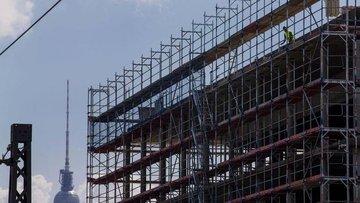 İnşaat maliyet endeksi Ocak'ta yüzde 6,49 arttı