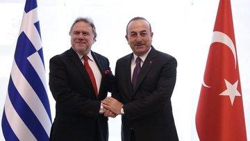 Yunanistan Dışişleri Bakanı: D. Akdeniz'de Türkiye'nin de...